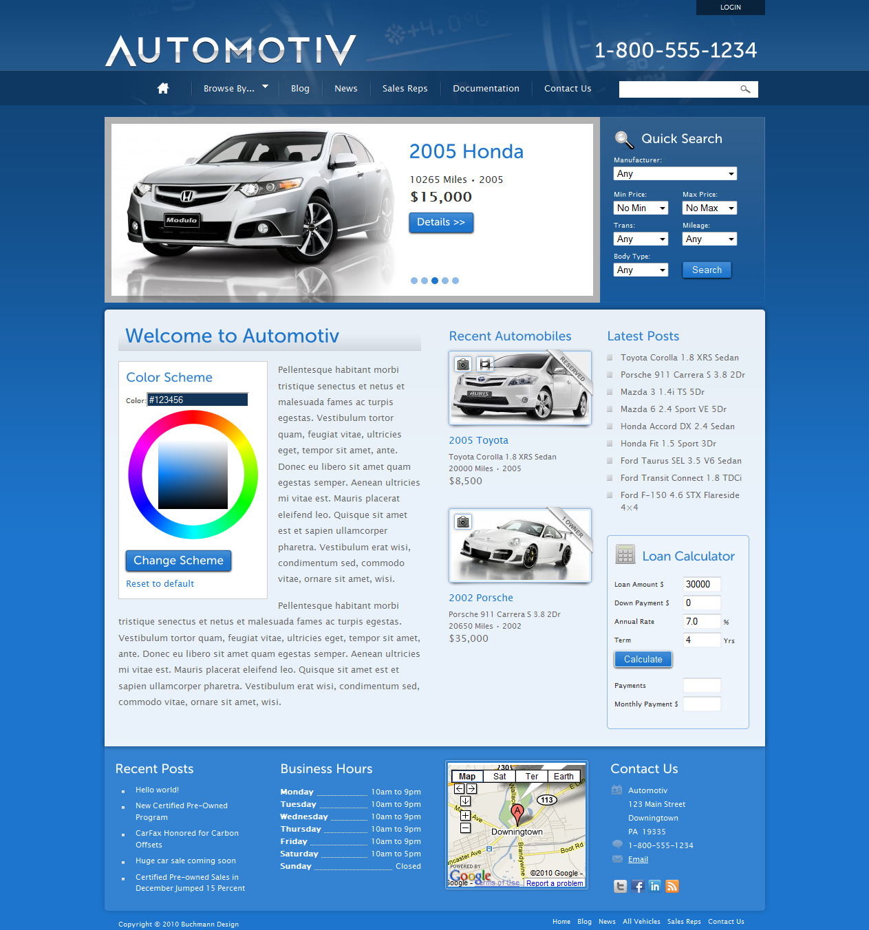 Building Backlinks For Car Dealer Websites